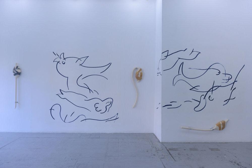 8_Quart d'heure américain - heiwata - Mains d'Oeuvres - Exhibition views.jpg