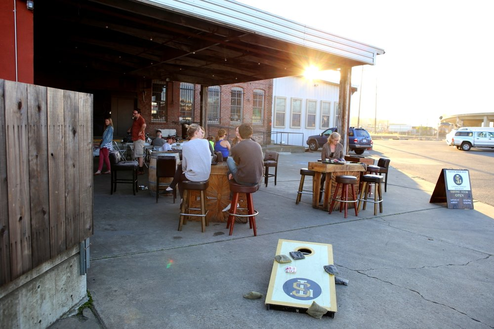 Oakland, CA: Linden St. Brewing