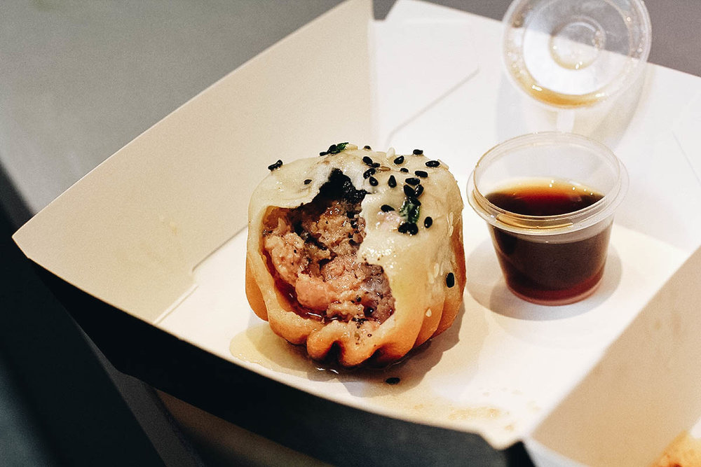 Truffle dumpling. I REPEAT, truffle dumpling from Cheung Hing Kee. Photo from  Will Fly For Food.
