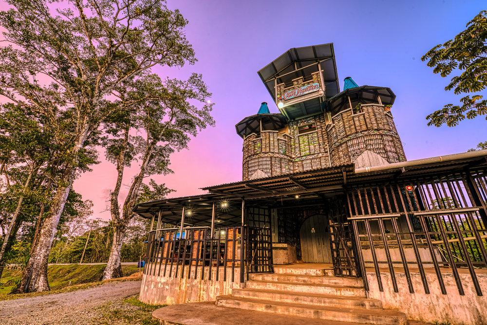 Visit The Castle -