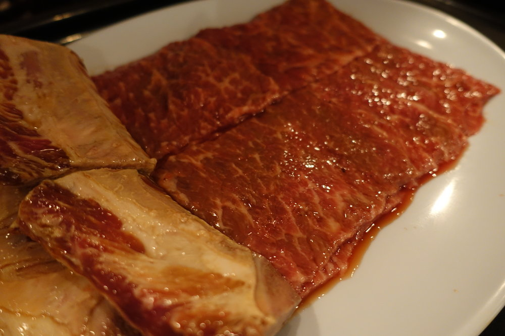 Marinated Beef Short Ribs