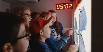 Educational Mobile Escape Room Field Trips