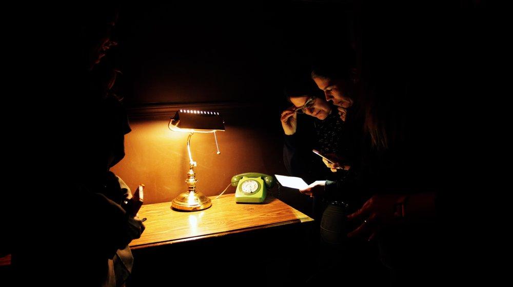 Educational Mobile Escape Room PD