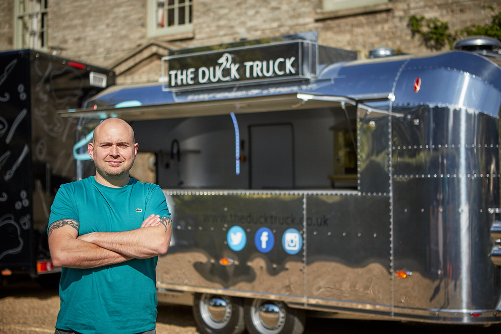 The Duck Truck Essex - Covers - Essex, Suffolk, Home Counties