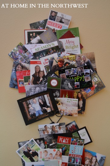 AT HOME IN THE NW....WHAT TO DO WITH OLD CMAS CARDS