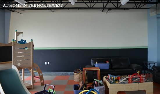 PIPERS PLAYGROUND FRAME WALL 1