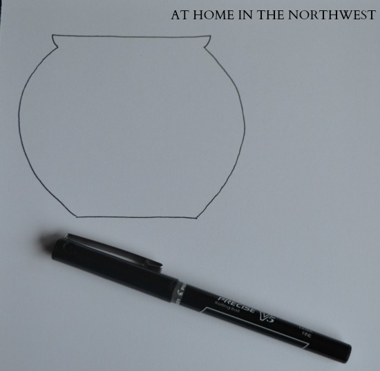 at home in the nw fish bowl valentine 4