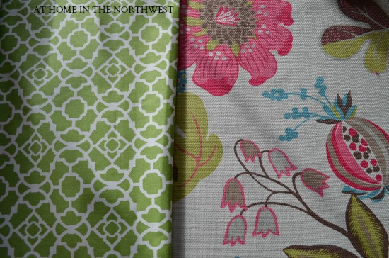 DURALEE FABRICS  at home in the northwest