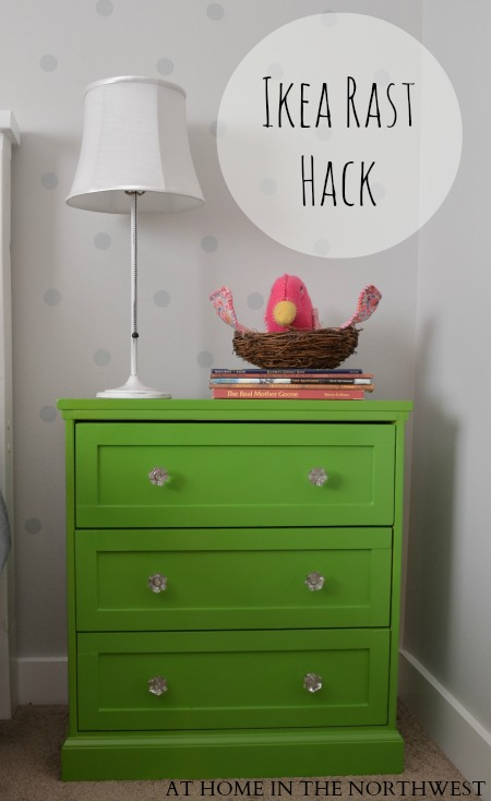 ikea rast hack  at home in the northwest blog