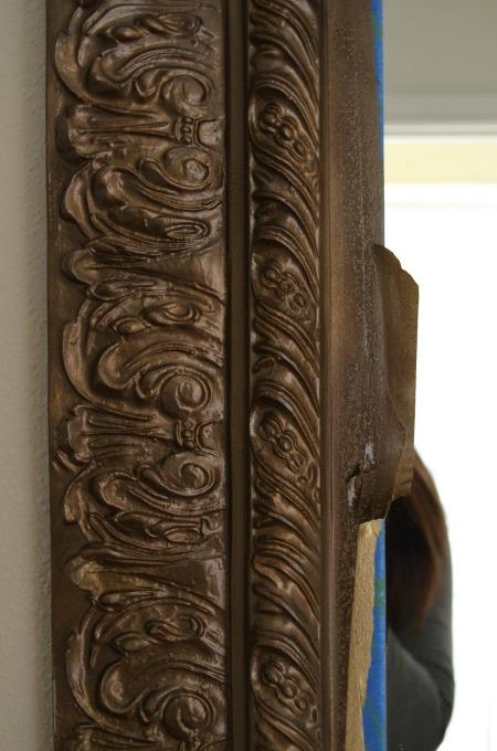 bronze mirror 2