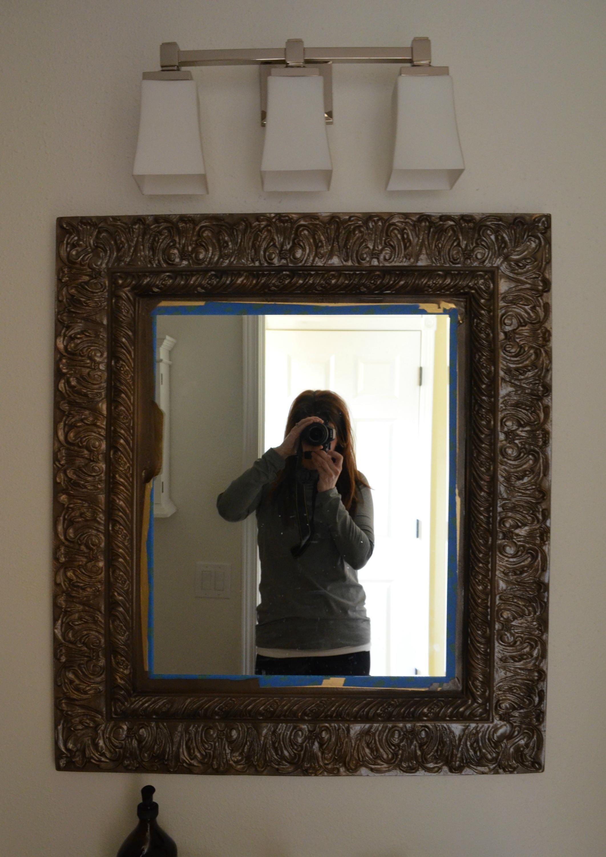 bronze mirror 3