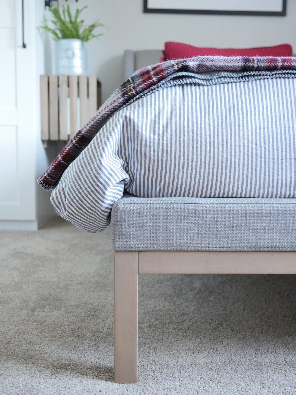 Jen Gilday Interiors - Teen Boys Room after Bed