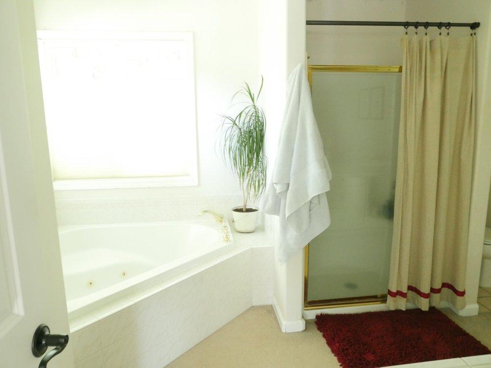 Jen Gilday Interiors - Master Bath Before