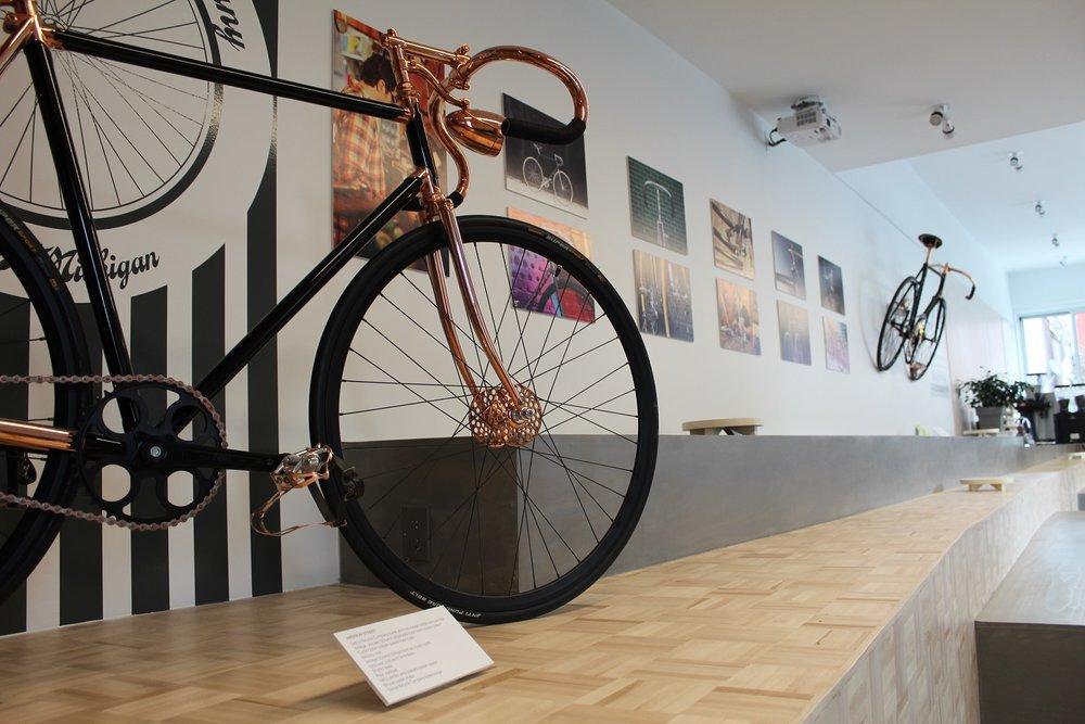 Bike Gallery Fix Coffee Bikes