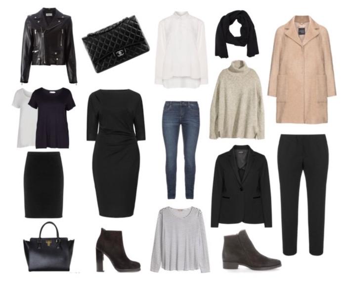 15 essentials in your wardrobe