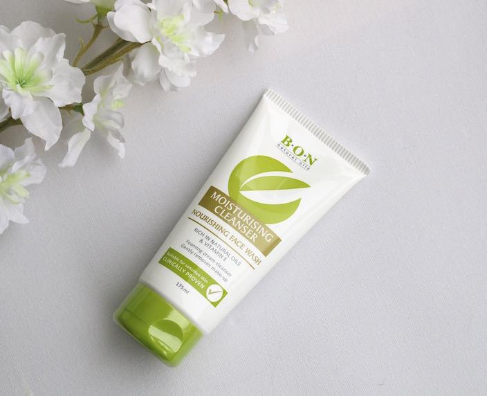 bon naturals moisturizing cleanser