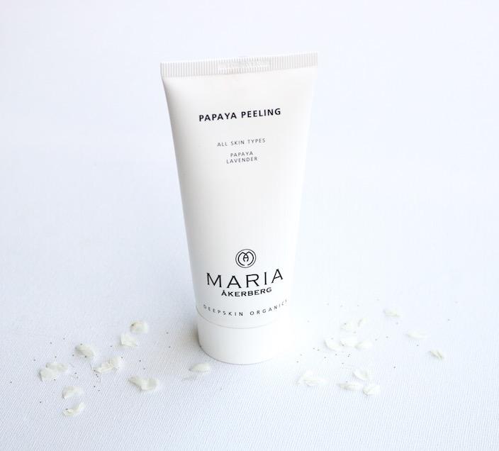 Maria Åkerberg Papaya Peeling