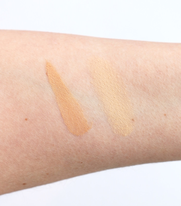 inika unity travel kit swatches