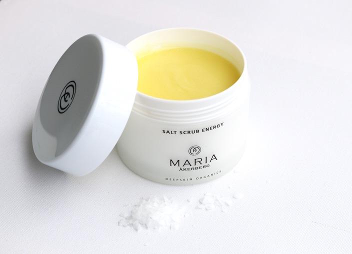 maria åkerberg salt scrub energy