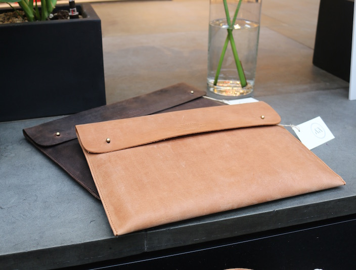 stil & ansvar laptop clutch