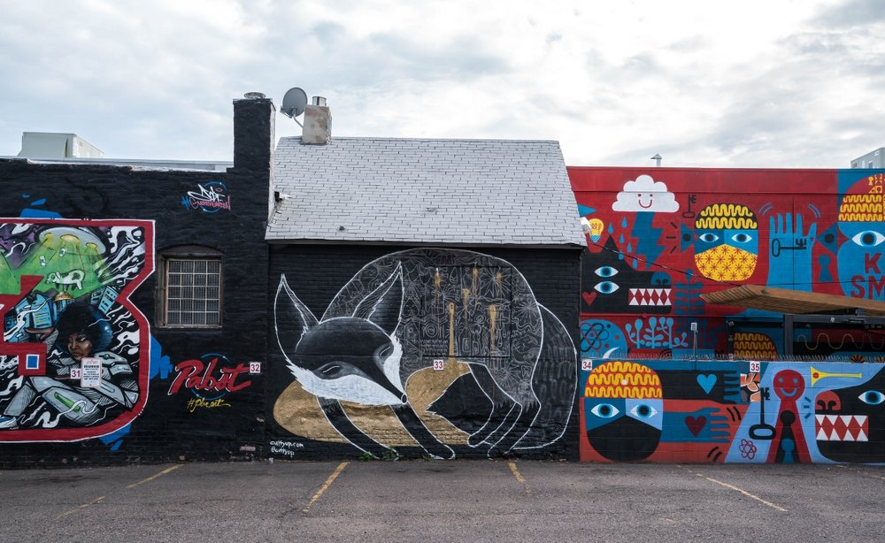 Denver murals. Image: Chris Goldberg by CC by NC 2.0