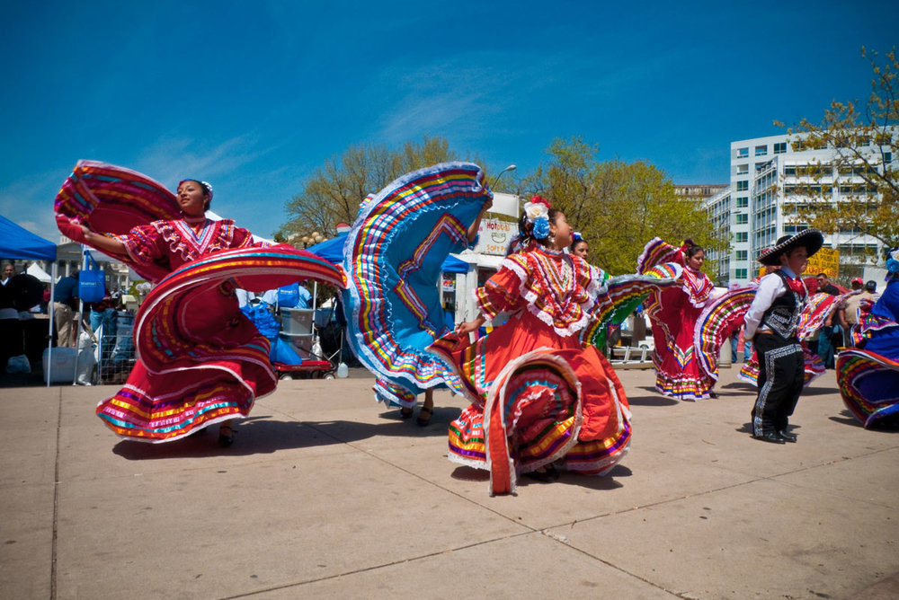 Denver Cinco de Mayo festival. Image: Pravesvuth Uoaranukrawby CC NC SA 2.0