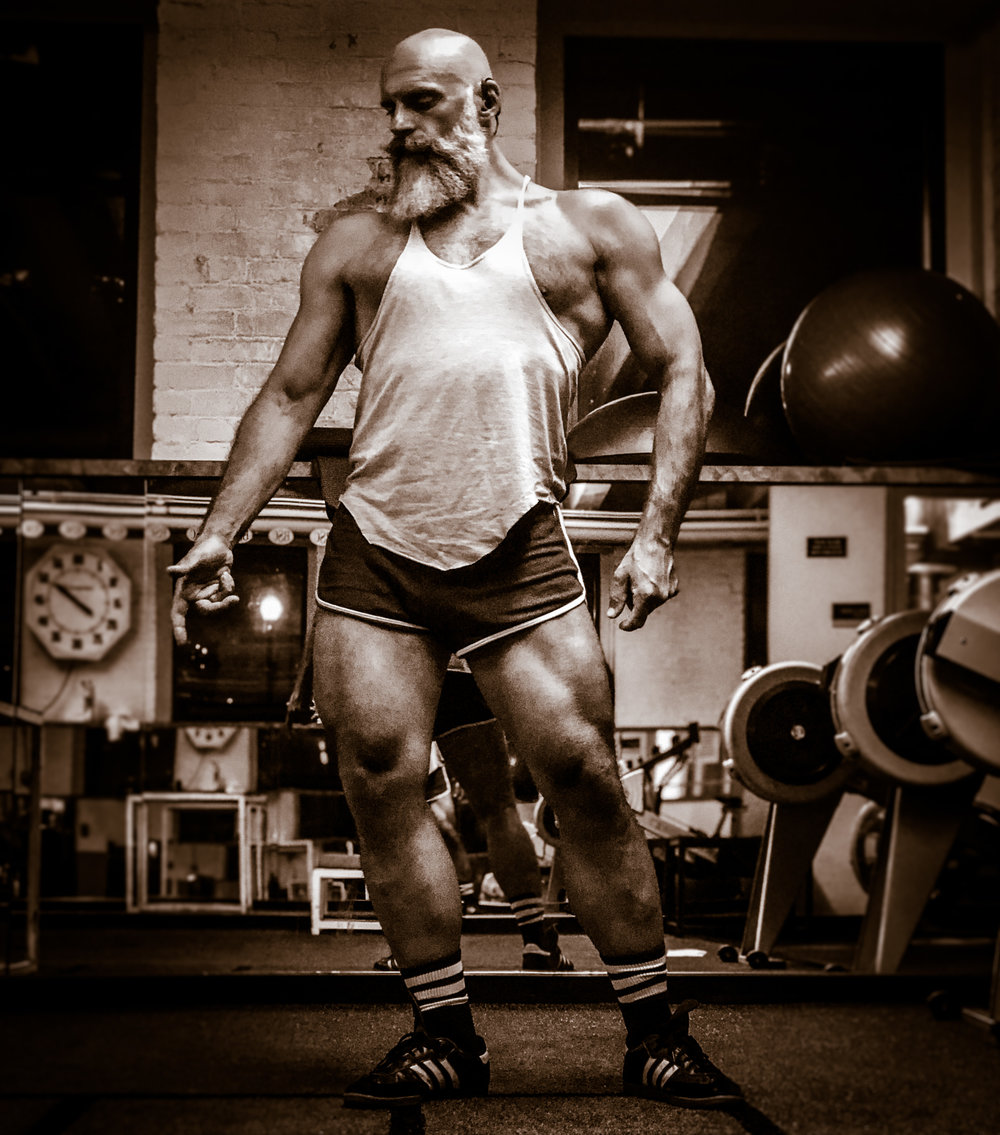 Christian Matyi, aka XN , is a coach,  artist , entertainer, and has been a leader in the New England bodybuilding world for decades.