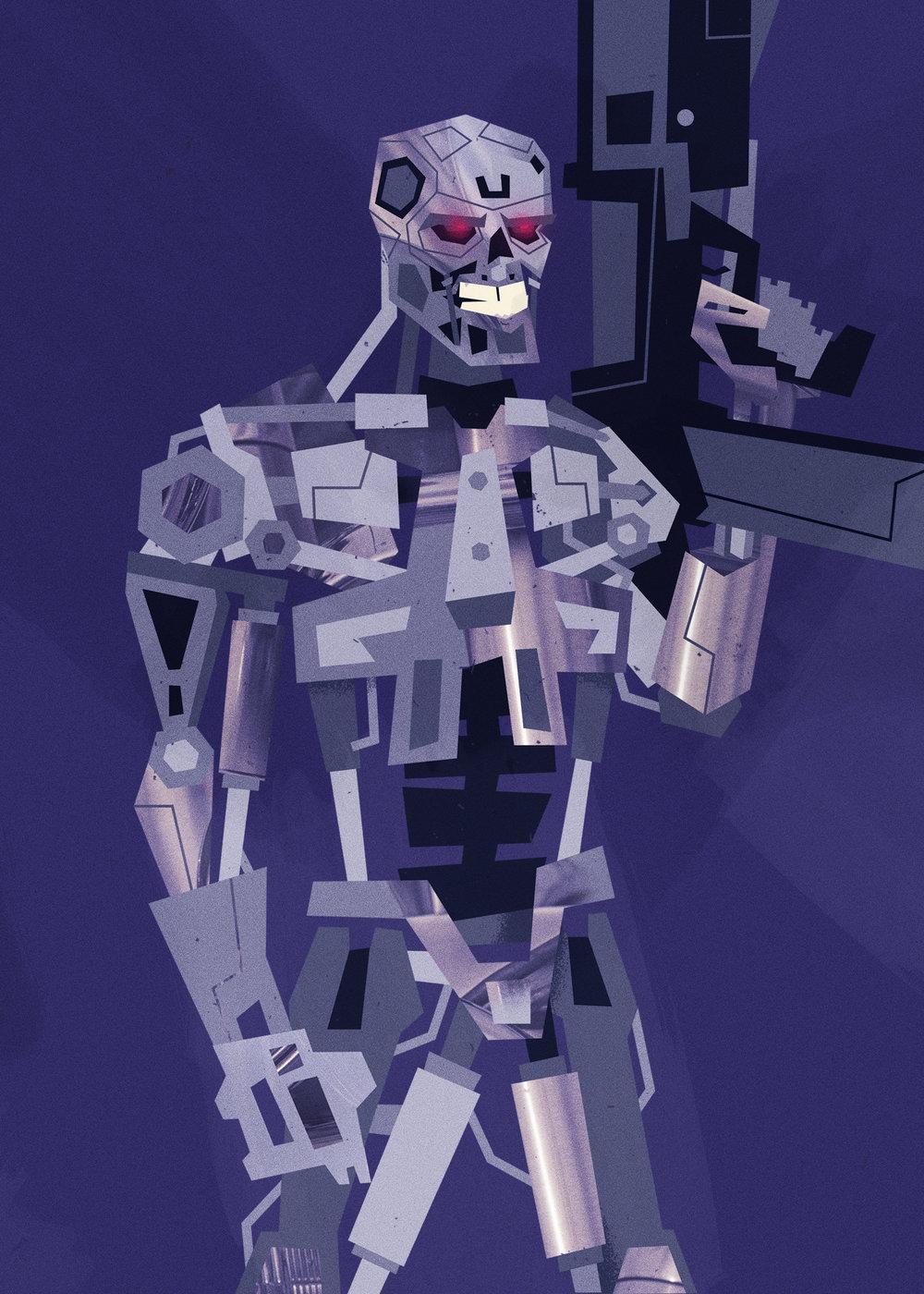 """""""Endoskeleton"""""""