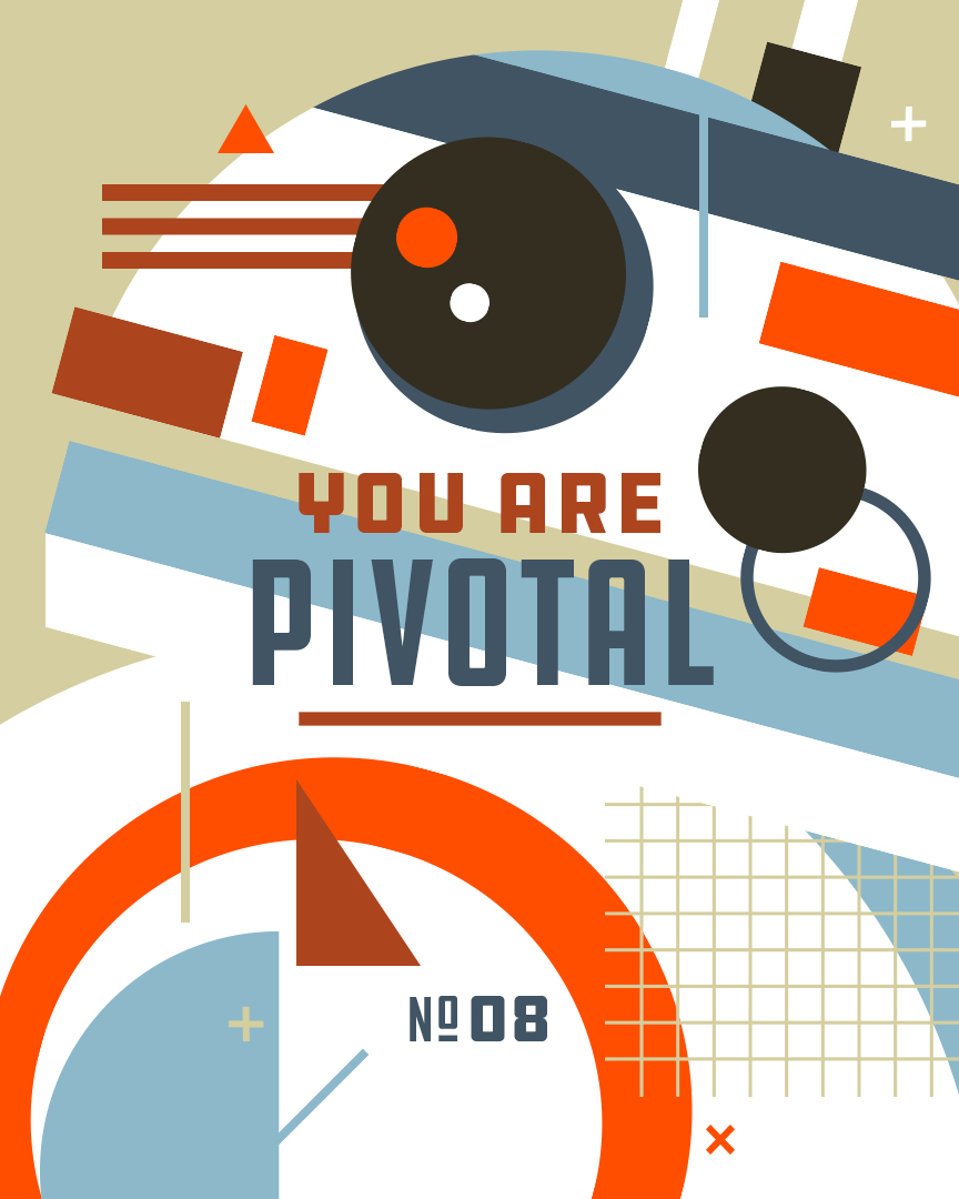 """""""Pivotal (BB-8)"""""""
