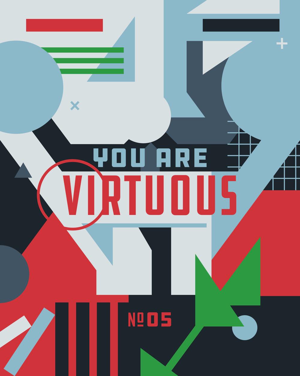 """Virtuous (V)"""