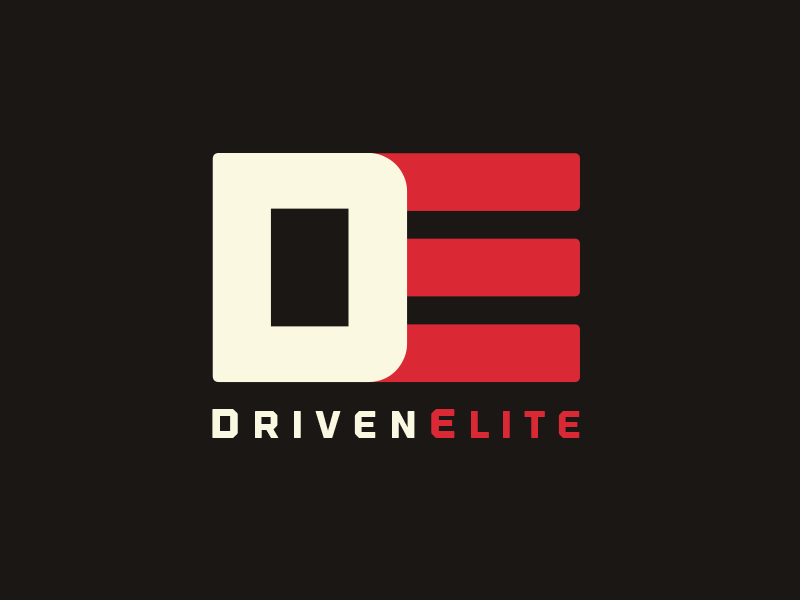 It was an absolute thrill to be asked by Donald Driver (all-time leading wide receiver for The Green Bay Packers) to put a logo together for his new fitness venture,  DrivenElite ! Donald has been one of my favorite clients for one of my favorite logo projects to date. #GoPackGo