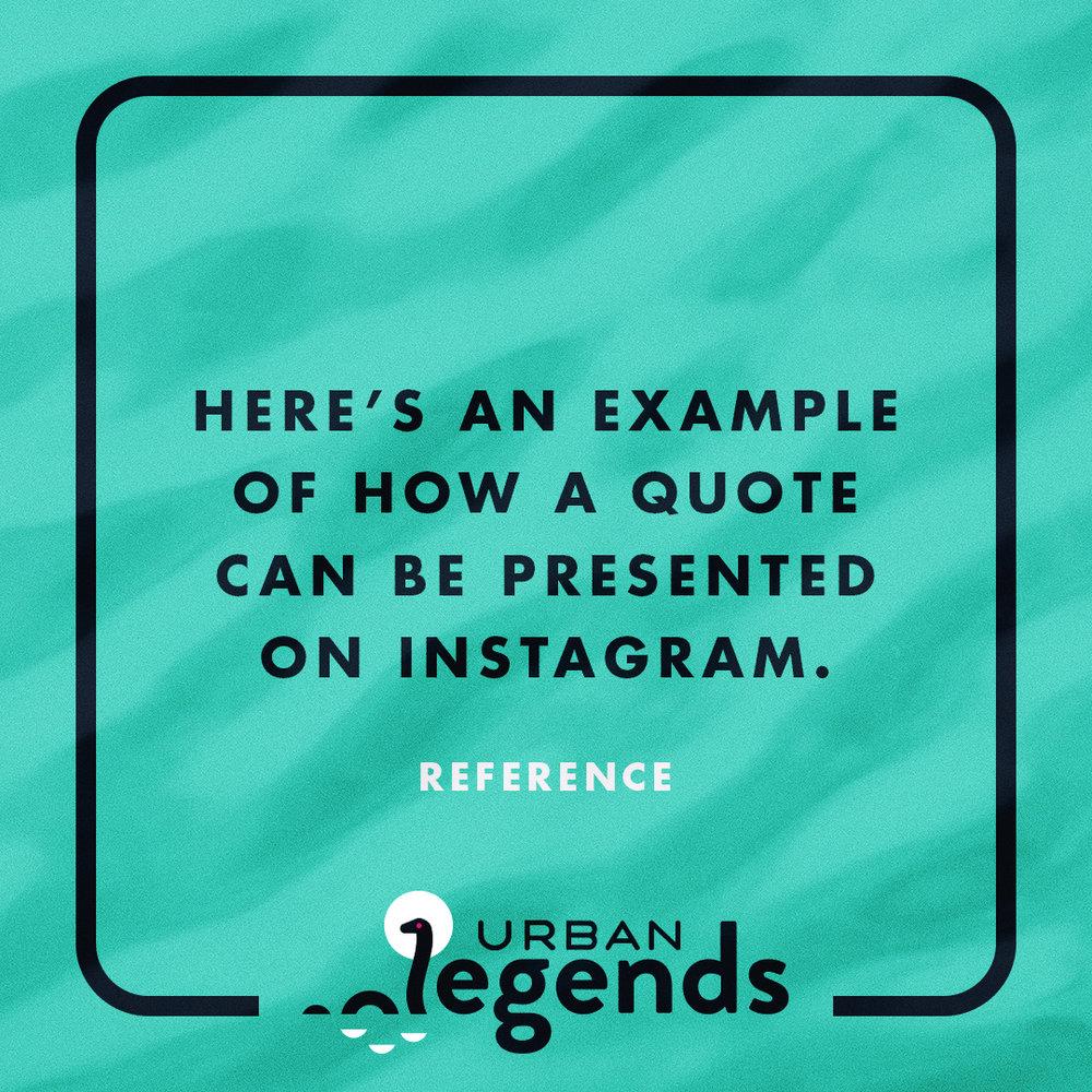 Editable Instagram Slide for Key Ideas
