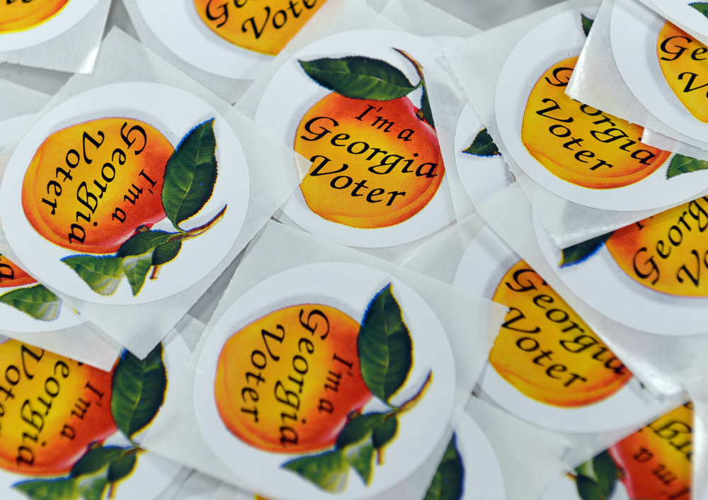 Georgia Primary Elections 2018 ::© GA Tech