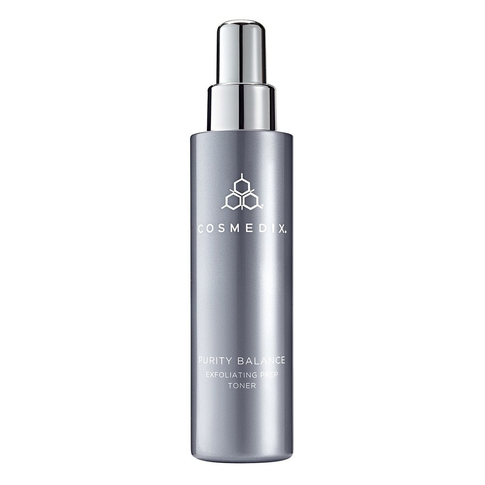 Benefit Balance - AM/PM Antioxidant Infused Toning Mist A Refreshing, powerful, antioxidant-blend toner to nourish the skin and help defend against free radical damage and will also aid in product absorption. Perfect for normal to dry skin types.