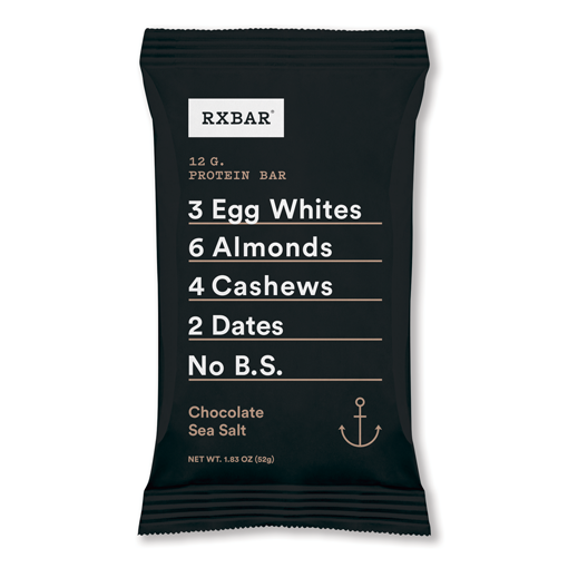 CHOCOLATE SEA SALT:   No two flavors go together better than coffee and chocolate. So we made them one. 100% chocolate (aka cacao), a bright pop of coffee and now with cashew instead of fig, Coffee Chocolate is an everyday eye-opener.