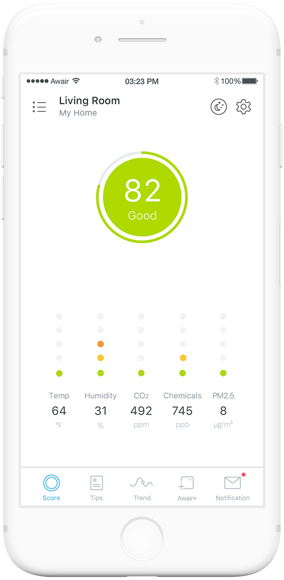 Awair App Score.png