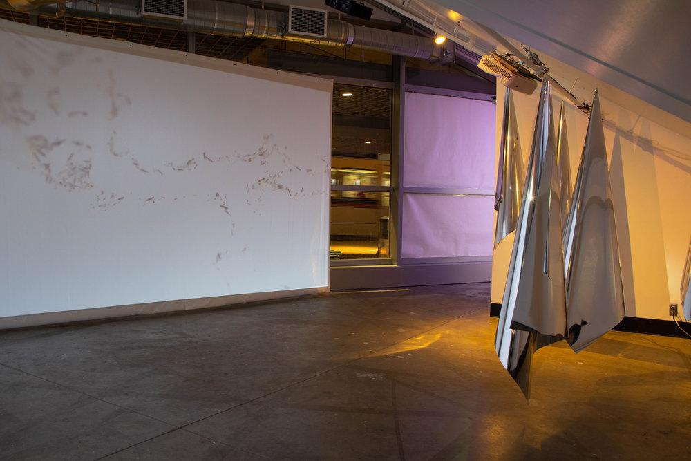 Lull , 2019. Installation View. Understudy, Denver, CO.