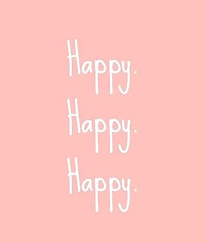 Happy happy #happyFriday 🌸 Keep spreading the #PositiveVibes wherever you are 💕  #LaraJeanLoves #HappyVibes