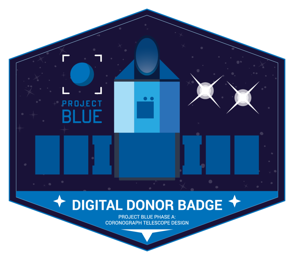 Digital Donor Badge