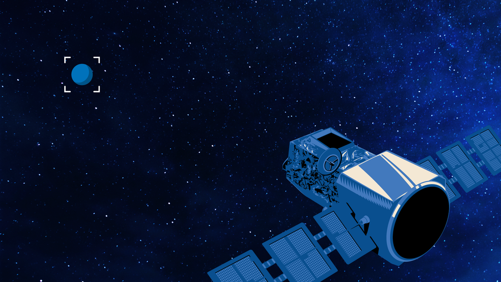 Project Blue #SearchForSisterEarth Widescreen Wallpaper