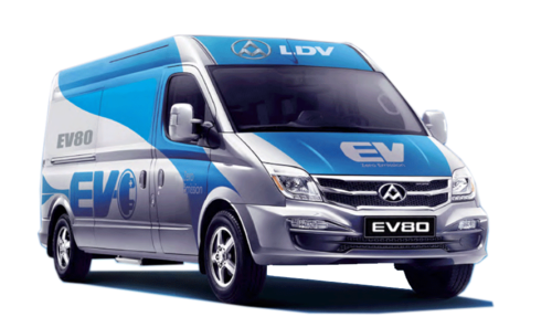 EV80 Electric Van