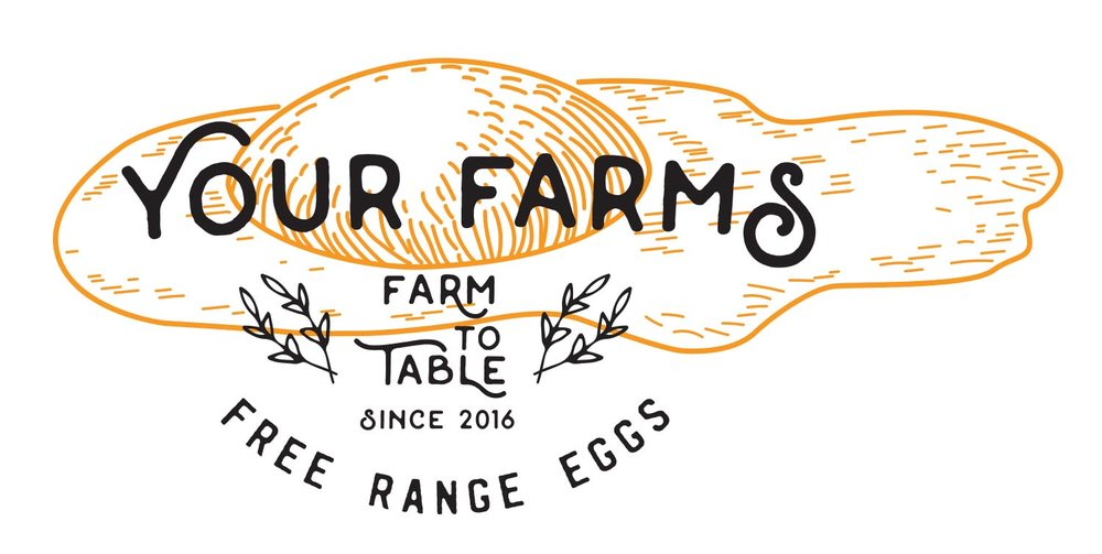 Your Farms Free Range Eggs