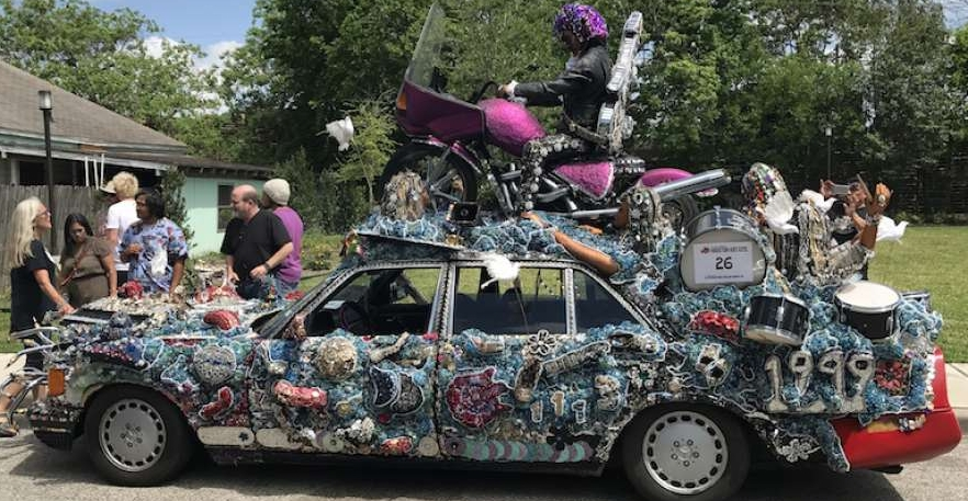 ART CAR - 2017 MAYOR'S CUP WINNER