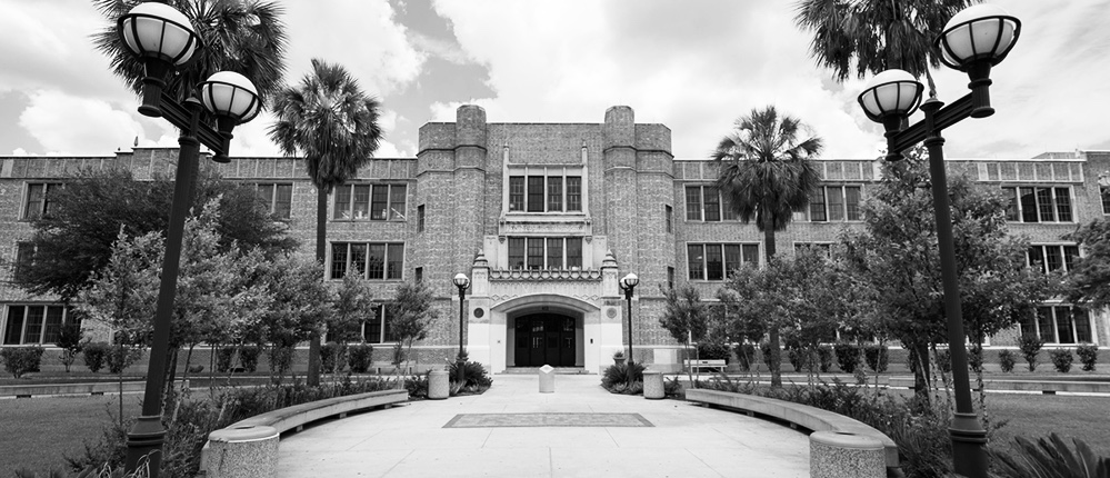 Heights high school, houston, texas.