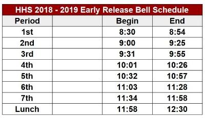 Early Release Schedule.JPG