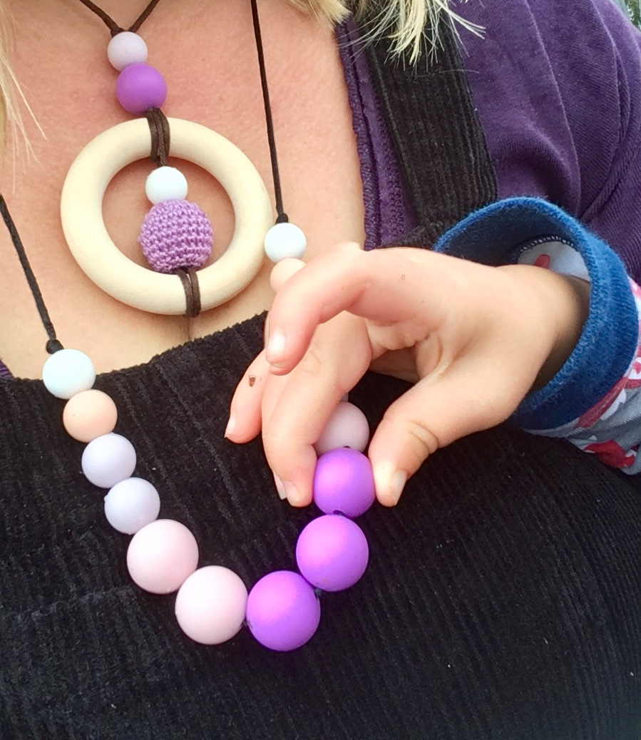 Coastal Path Creations Babywearing & Teething Jewellery