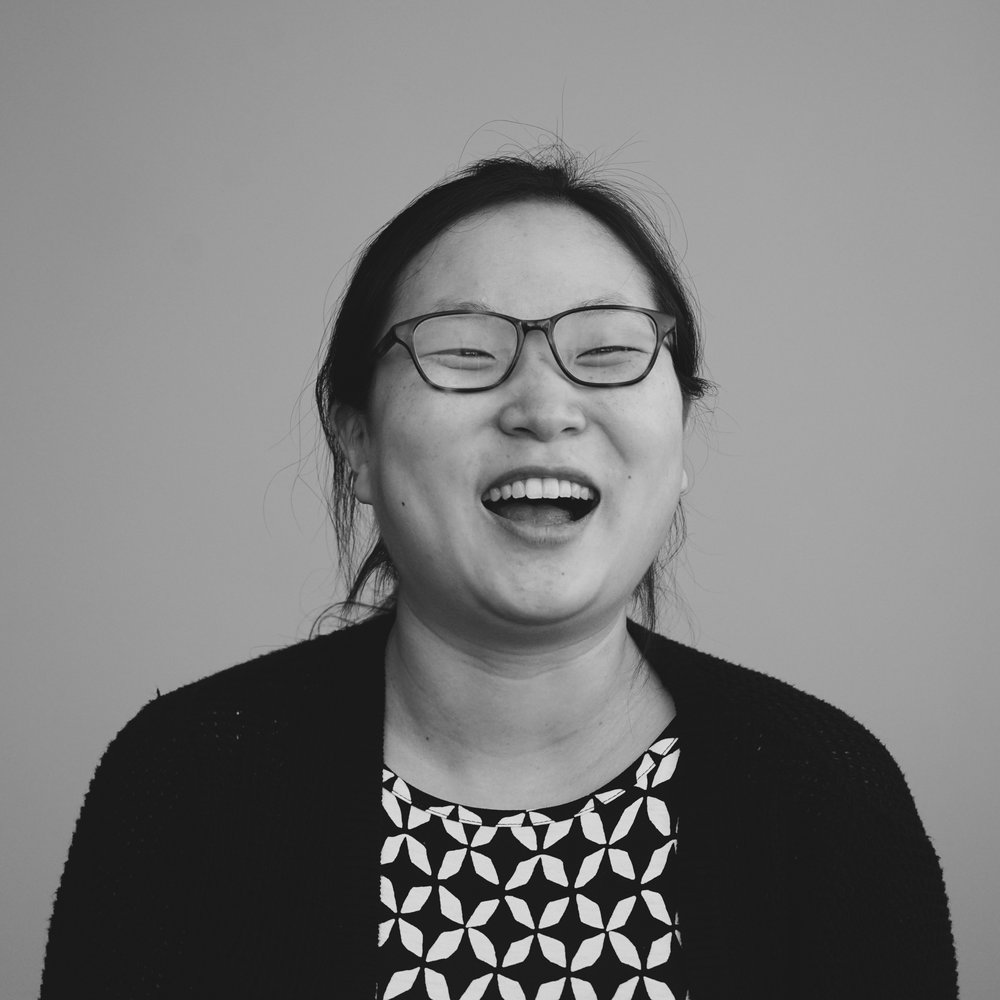 Pastor Hae-Rin was born and raised in East and Southeast Asia before landing on the U.S. east coast in 5th grade. She grew up learning many things about God, but didn't begin to have a relationship with Him until her senior year of high school. In college, she concentrated in Linguistics and Women's Studies, hoping that God would direct her to be a culturally-savvy world traveler, changing lives for the Kingdom! Instead, He led her to a small town in snowy Massachusetts to study His Word and wrestle with youth students in the local church. As a bonus, she met a young man named Eugene, who married her four years later. Together, they traveled to northern California to discover a new mission field - the Bay Area. Here, she is learning to love and serve a new group of young people. She is also discovering what it means to receive love through her husband,and now, through their son, William. Currently, she enjoys drinking tea, napping, and laughing together with people who love God. Her greatest hope is for Him to be honored through her life and ministry!