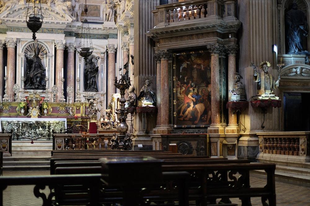 San Gennaro Chapel.