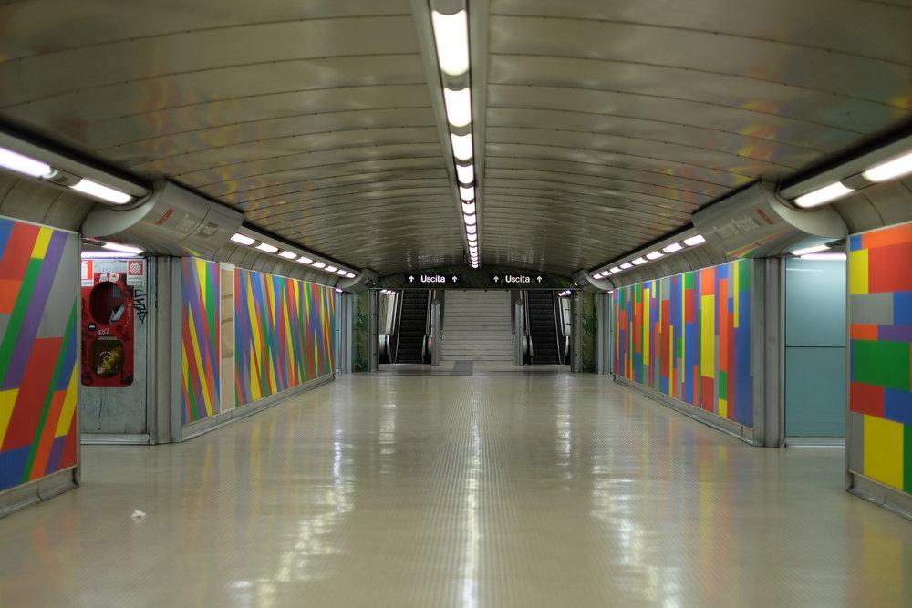 Platform level.