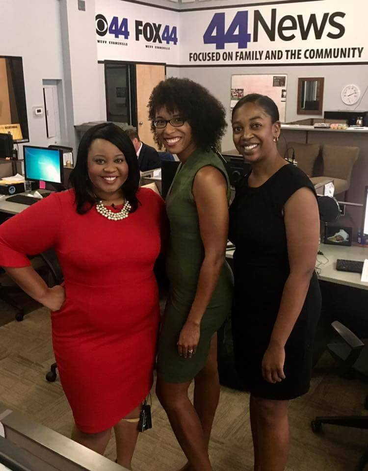 Personal development coach, Lindsey Vertner, featured on Fox 44 news to discuss the women's empowerment conference she organized with her company The Unleashed Woman.